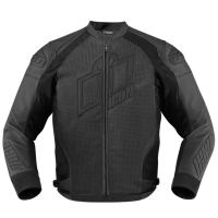 Blouson cuir ICON HyperSport Prime