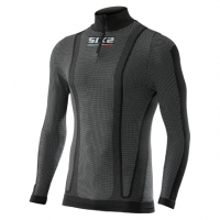 Tee-shirt Carbon SIXS Manches Longues Thermo Warm TS13W