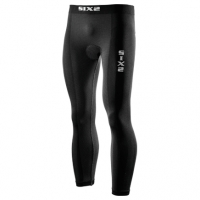 Caleçon Long Sixs Carbon PN2W Warm Thermo Carbon Avec Fond