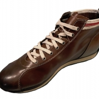 Chaussures Warson Motors Endurance Marron