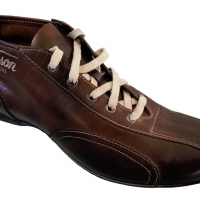 Chaussures Warson Motors Formula Marron