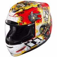 Casque Intégral Icon Airmada Monkey Business