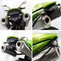 Support De Plaque R&G Racing Triumph Street Triple 675, R 07-12