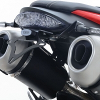 Support De Plaque R&G Racing Triumph Speed Triple R S 1050 2016