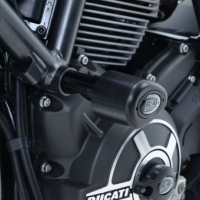 Kit Tampons de Protection R&G Racing Ducati Scrambler 15-16
