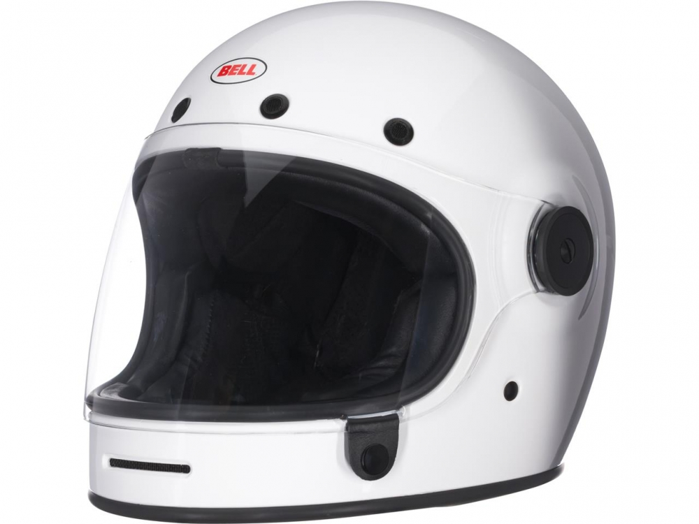 Casque Intégral Bell Bullit Culture Solid Blanc Bell Casques