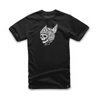 Tee-shirt Homme Alpinestar Demon Noir