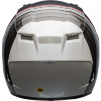 Casque Intégral Bell Qualifer DLX  Illusion Matte/Gloss Black/Silver/White
