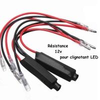 Resistance Pour Clignotants LED