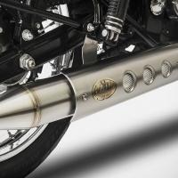 Silencieux Zard Inox Euro 4 ROYAL ENFIELD Classic 500 E4