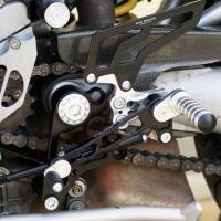 Commandes Reculées Ergal Pour Monoposto Cnc Racing Ducati Monster S2R S4R S4RS