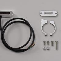Kit Boitier Alpha Chrome ou Noir 5 Diodes Daytona
