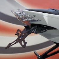 Support De Plaque Evotech BMW S1000RR HP4 + LED