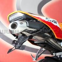 Support De Plaque Evotech Honda CBR 600 RR + LED