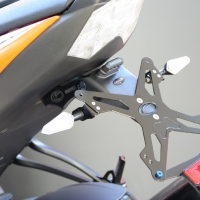 Support De Plaque Evotech Kawasaki ZX6R 2009-2014 ZX6R/636 ZX10R