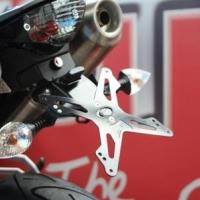 Support De Plaque Evotech KTM 990 950 Supermoto / R / T + LED