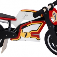 Draisienne Enfant Kiddimoto Heroes Barry Sheene
