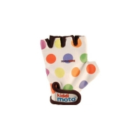 Gants Pastel Dotty Kiddimoto