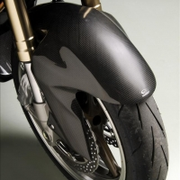 Garde Boue Avant Carbone Carbonin Kawasaki Z1000 '07-'09