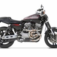 Ligne complète d'Echappement ZARD Harley XR 1200