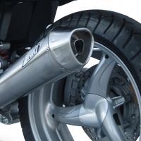Echappement Zard Inox Conique Moto Guzzi 1200 Sport