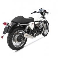 Echappement Zard Inox Conique Moto Guzzi V7 Café Classic Nevada