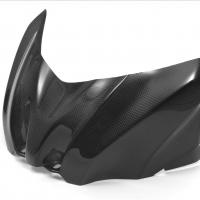 Protection Réservoir Carbone Partie Avant Type Origine Carbonin Suzuki GSXR 1000 '09-'14