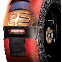 Couvertures Chauffantes Termorace Advanced 90°C Superbike