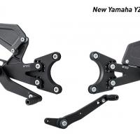 Commandes Reculées Bonamici Yamaha R1 2015