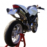 Echappement HP Corse Hydroform Ducati Monster 696 796 1100