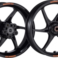 Paire de Jantes OZ Racing Alu forgé KTM RC8 Superduke