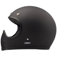 Casque 75 DMD Seventy Five Noir mat